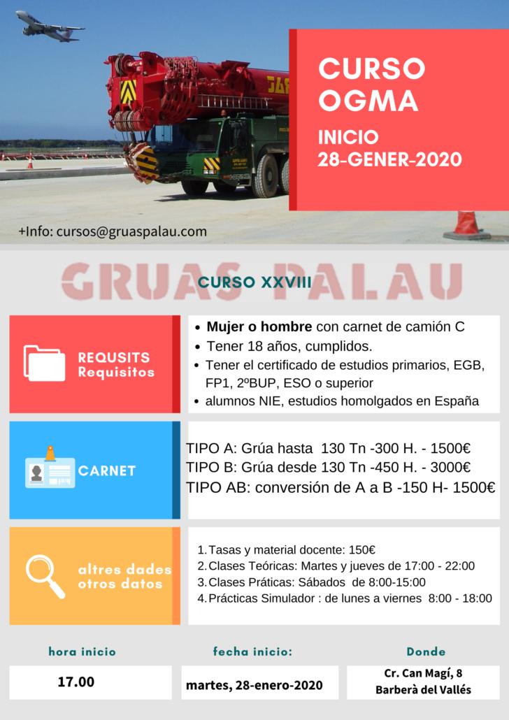 Crus OGMA Gener 2020 - GSerrat